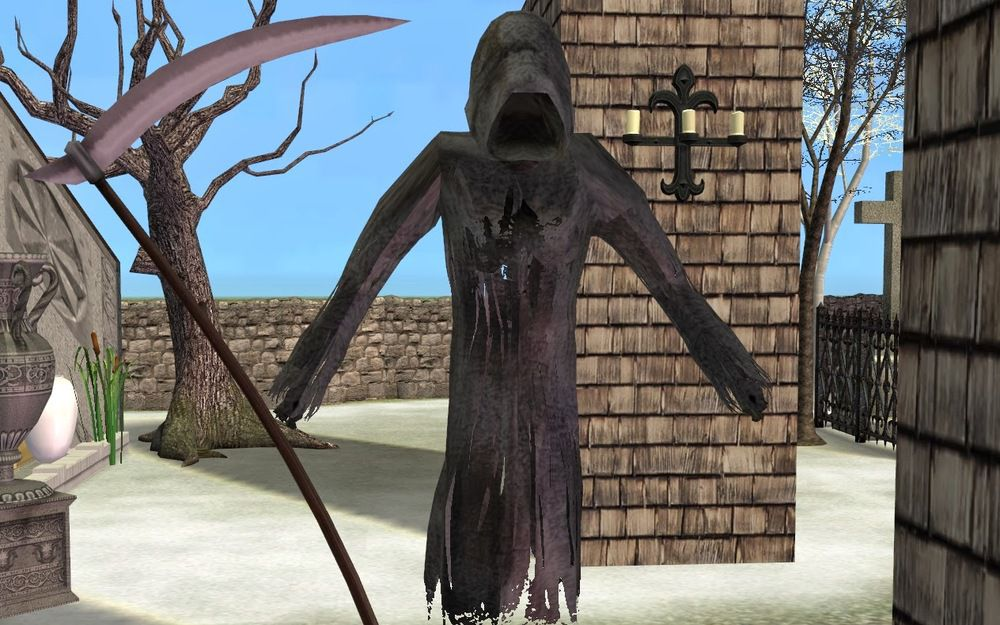 The Sims 2 - Grim Reaper