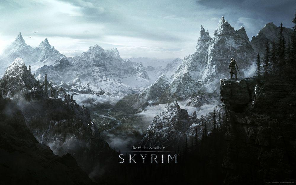 《The Elder Scrolls V: Skyrim》重回天際大地