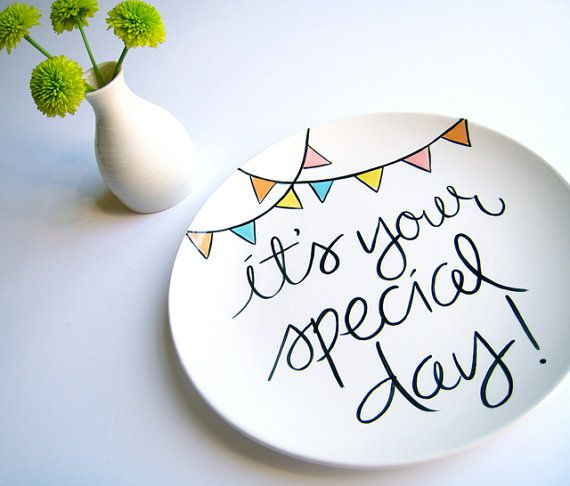 It's Your Special Day!