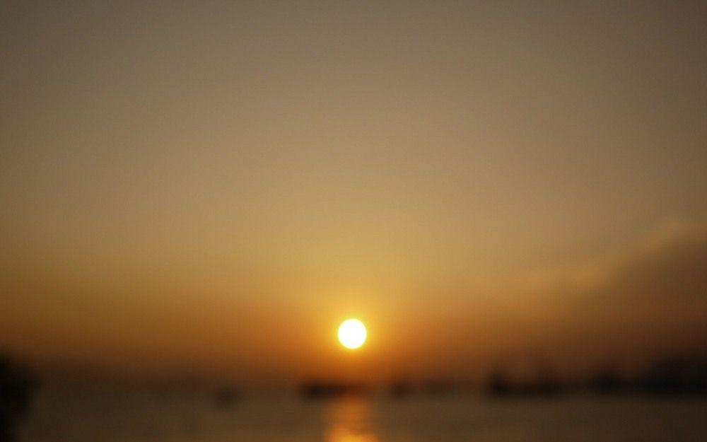 日落 西九龍