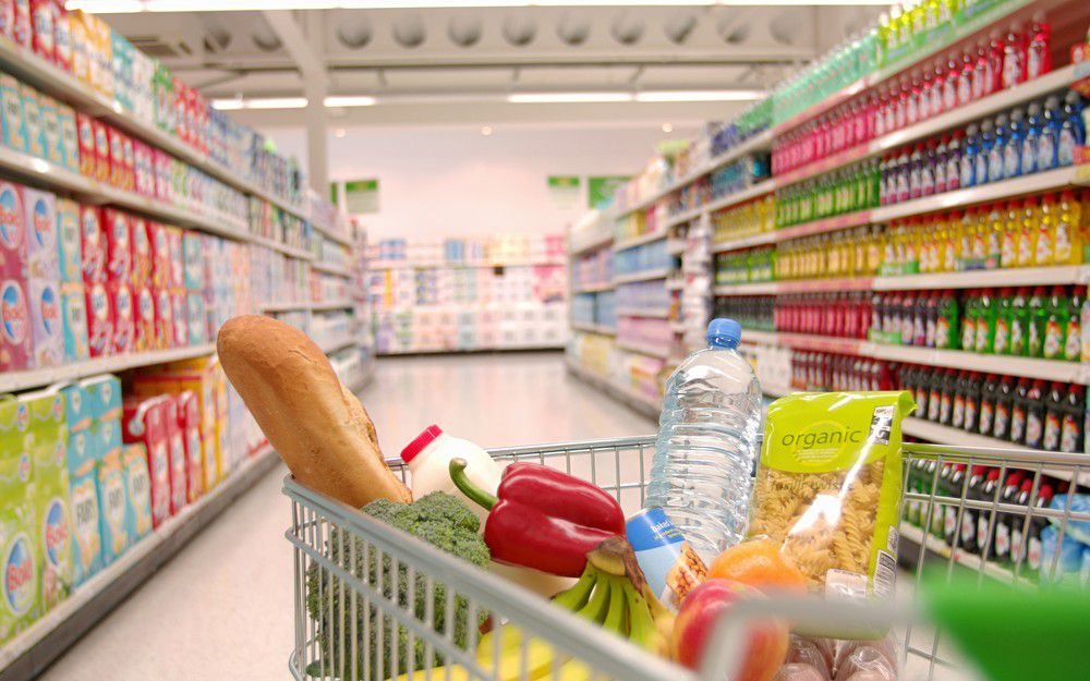 孤身寡佬與超市