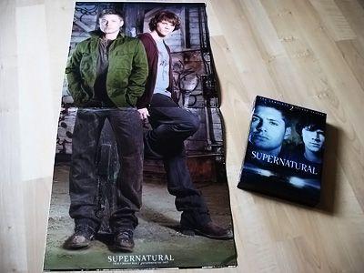 Supernatural 2008 月曆和DVD