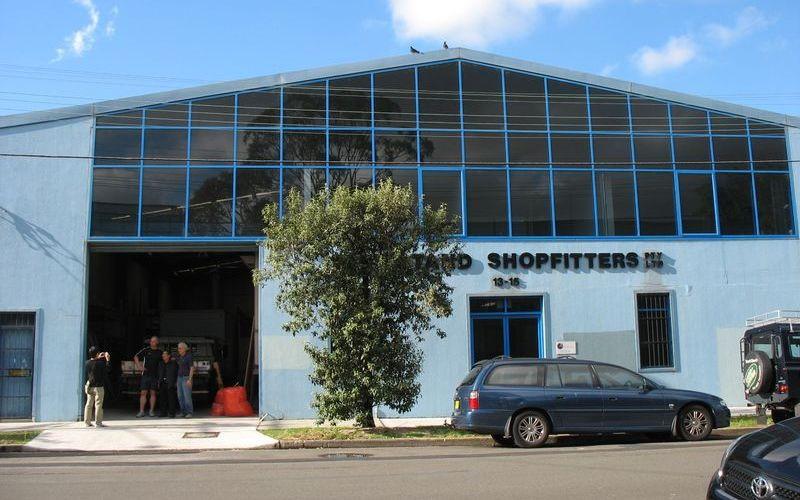 木工廠New Stand Shopfitters