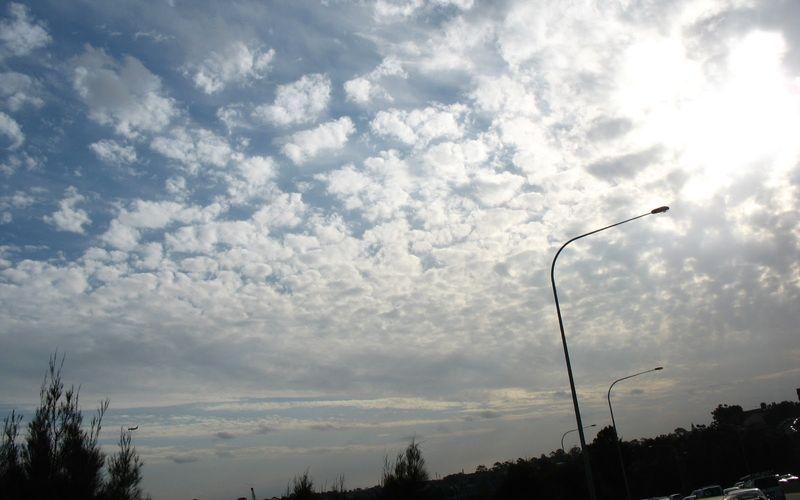 悉尼的天空