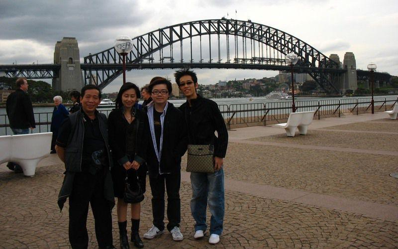 悉尼歌劇院外