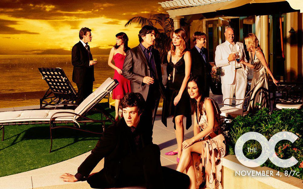 《The OC》三季回顧