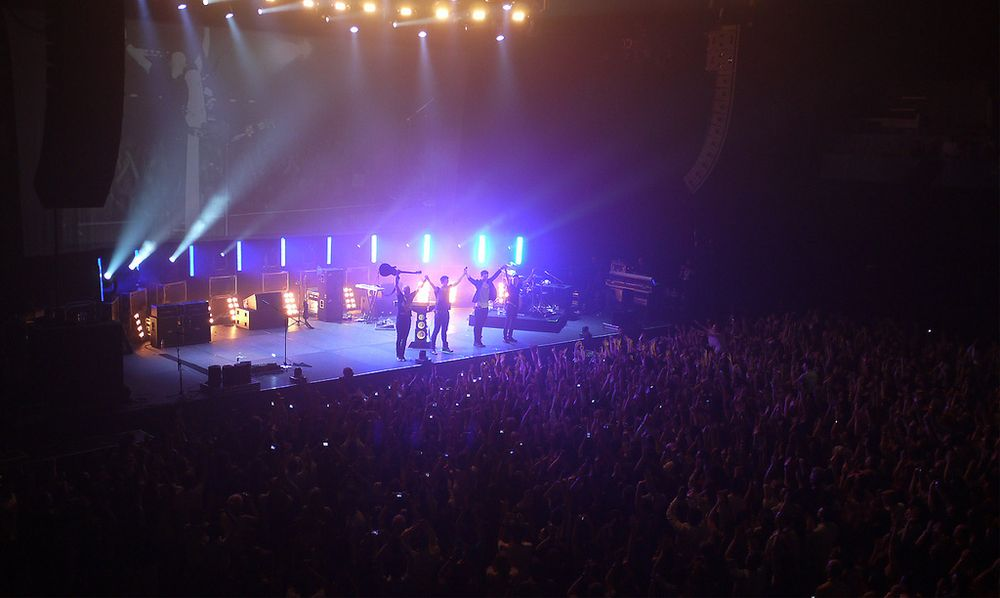 The Script Live in Hong Kong 2011