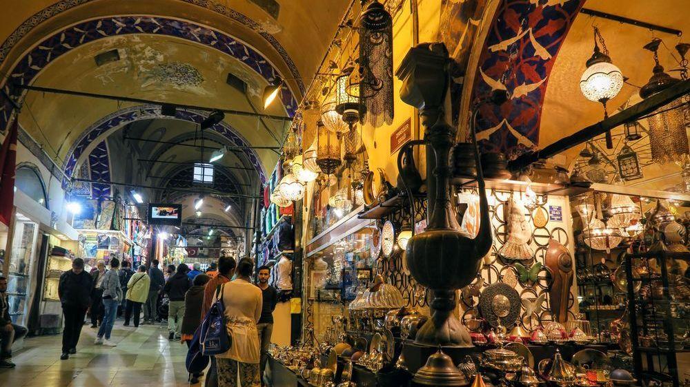 土耳其Grand Bazaar