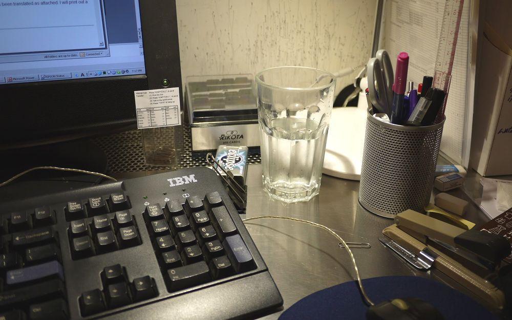 工作桌@KPK