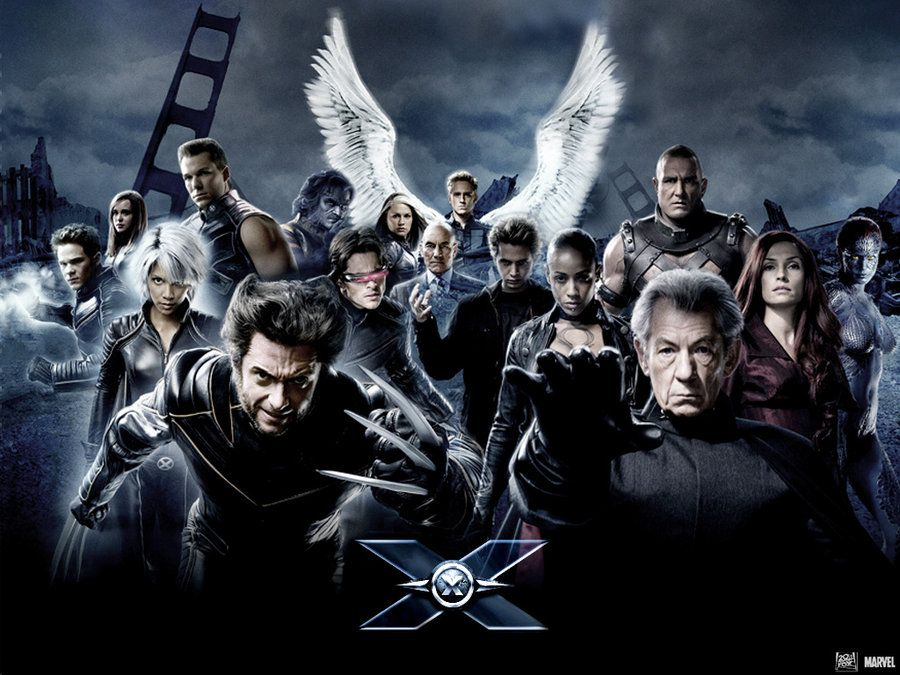 《X-Men》 少數族群的自我肯定