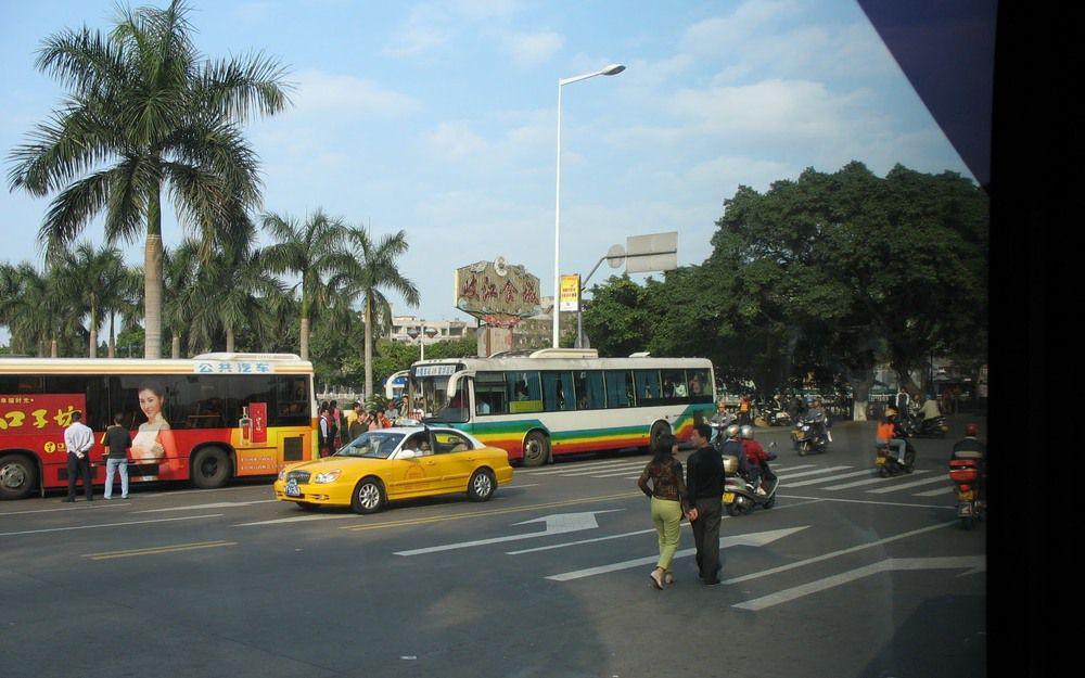 中山2006 - 交通